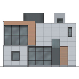 Cube House Icon